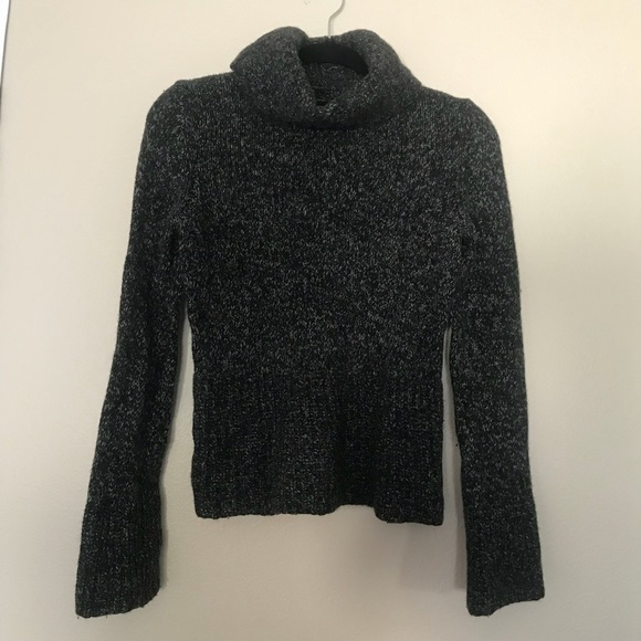 Express Sweaters - Express wool turtle neck sweater